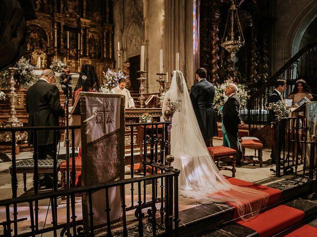La boda de Jose Antonio y Lucia en Carmona, Sevilla 58