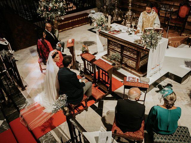 La boda de Jose Antonio y Lucia en Carmona, Sevilla 62