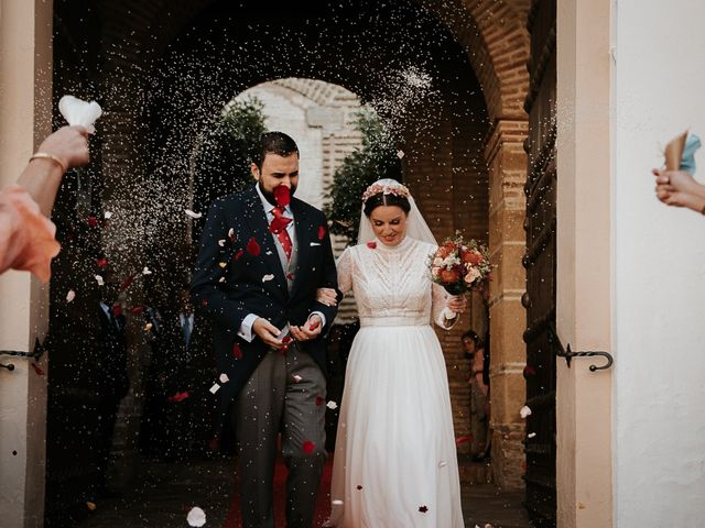 La boda de Jose Antonio y Lucia en Carmona, Sevilla 70