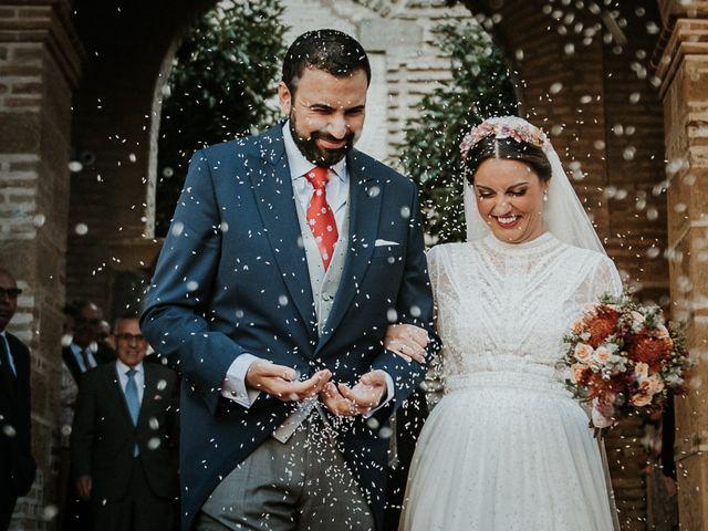 La boda de Jose Antonio y Lucia en Carmona, Sevilla 71