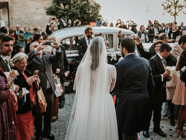 La boda de Jose Antonio y Lucia en Carmona, Sevilla 73