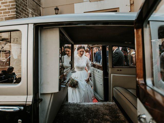 La boda de Jose Antonio y Lucia en Carmona, Sevilla 74