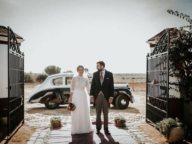 La boda de Jose Antonio y Lucia en Carmona, Sevilla 78