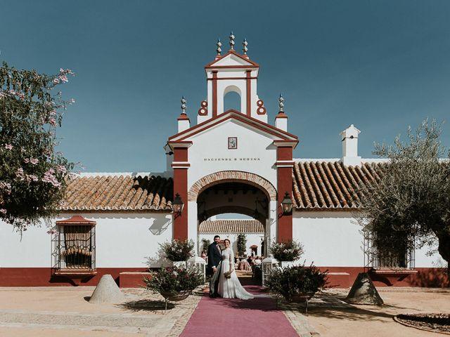 La boda de Jose Antonio y Lucia en Carmona, Sevilla 80