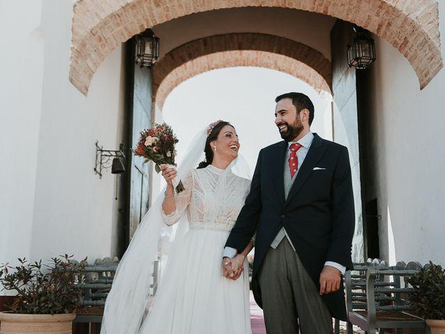 La boda de Jose Antonio y Lucia en Carmona, Sevilla 81