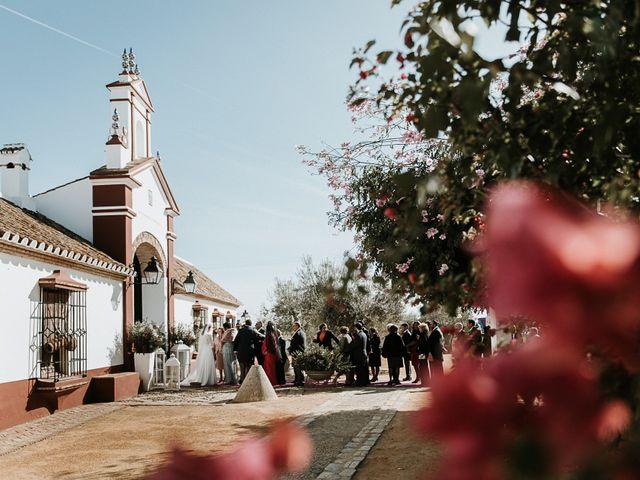 La boda de Jose Antonio y Lucia en Carmona, Sevilla 83