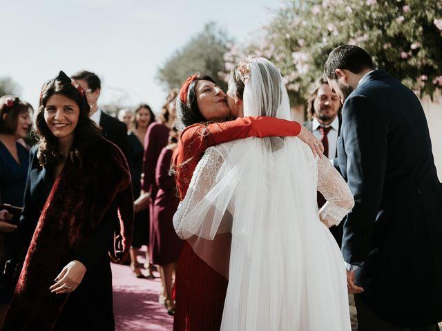 La boda de Jose Antonio y Lucia en Carmona, Sevilla 84