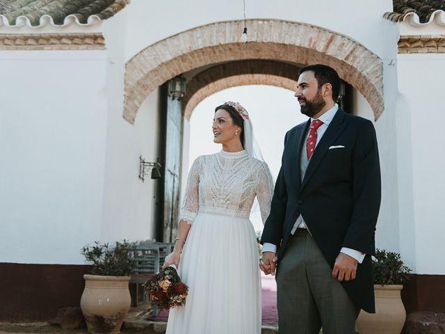 La boda de Jose Antonio y Lucia en Carmona, Sevilla 86