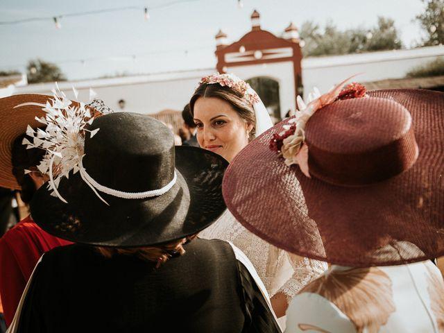 La boda de Jose Antonio y Lucia en Carmona, Sevilla 95