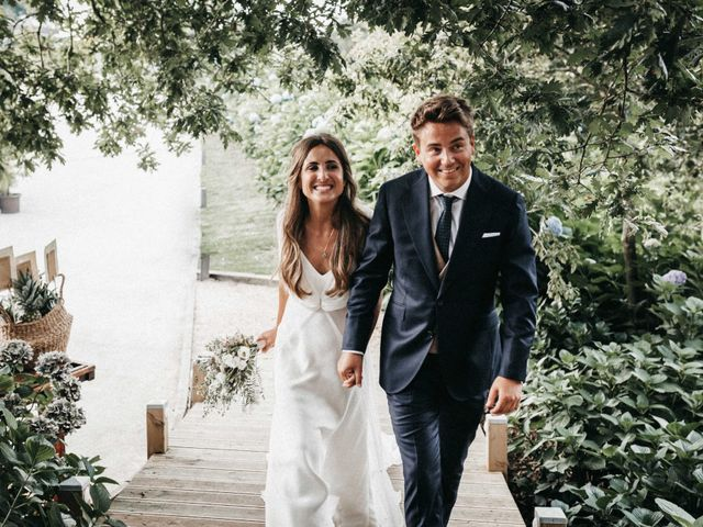 La boda de Lucia y Ben