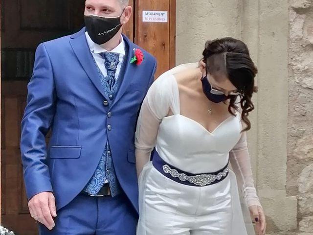 La boda de Xavi y Sara en Reus, Tarragona 2