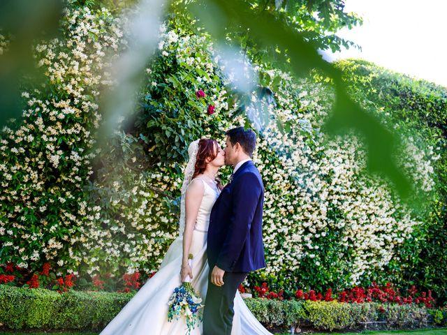 La boda de Óscar y Yolanda en Alcorcón, Madrid 26