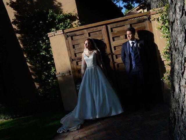 La boda de Óscar y Yolanda en Alcorcón, Madrid 27