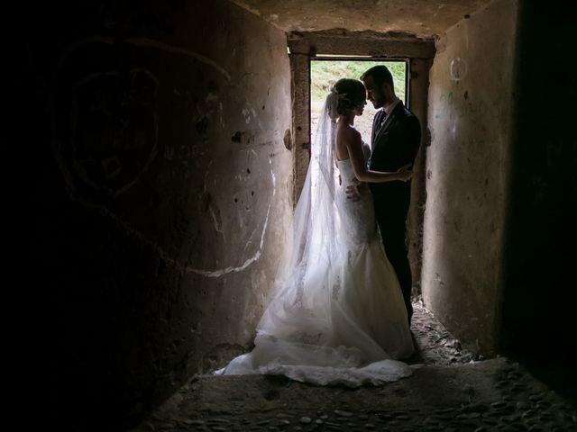 La boda de Daniel y Debora en Medellin, Badajoz 2