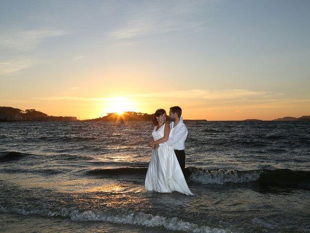 La boda de Abraham y Tere en Baiona, A Coruña 8