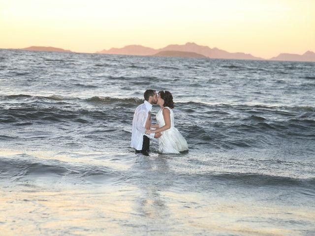 La boda de Abraham y Tere en Baiona, A Coruña 12