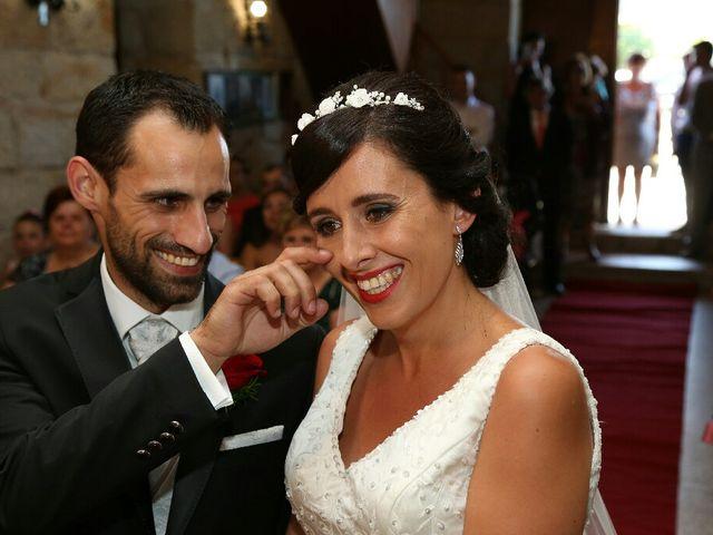 La boda de Abraham y Tere en Baiona, A Coruña 15