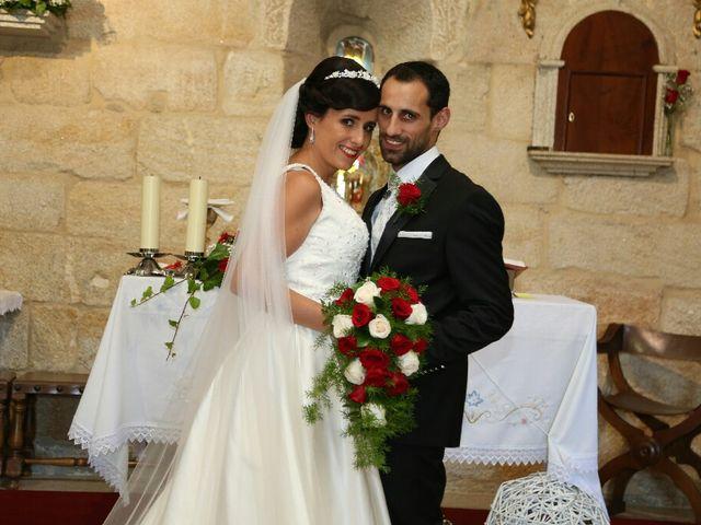 La boda de Abraham y Tere en Baiona, A Coruña 16