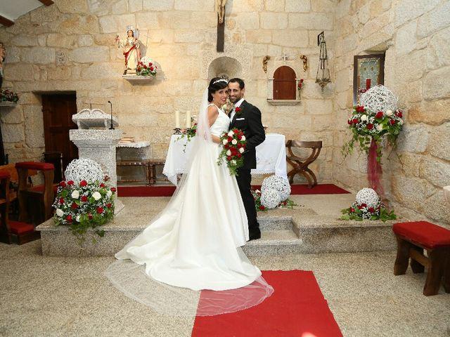 La boda de Abraham y Tere en Baiona, A Coruña 17