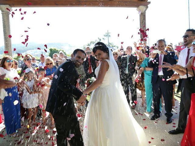 La boda de Abraham y Tere en Baiona, A Coruña 18