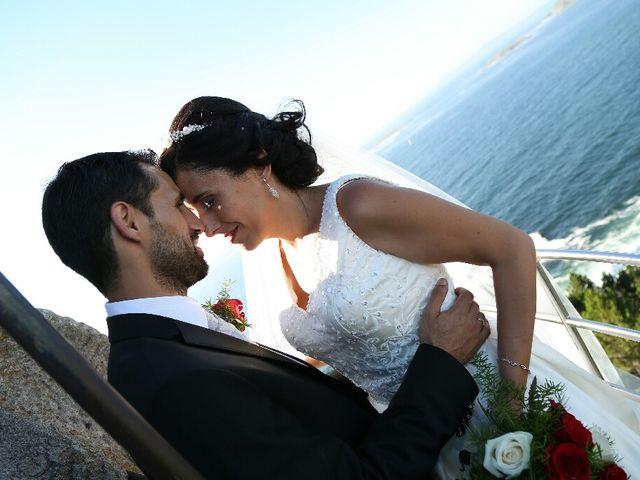 La boda de Abraham y Tere en Baiona, A Coruña 20