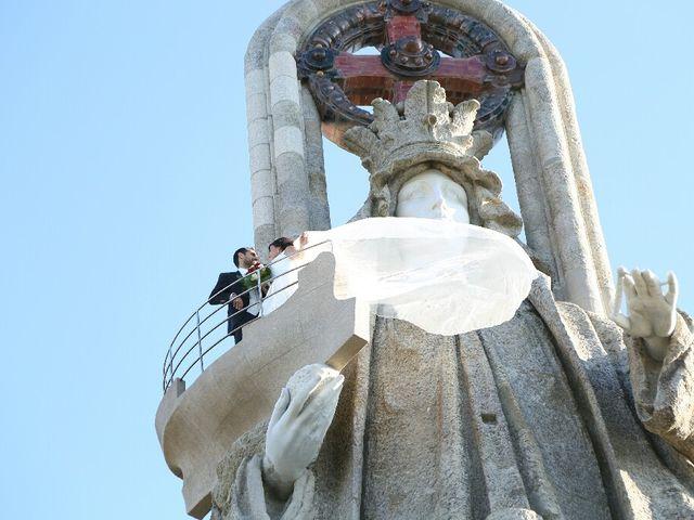 La boda de Abraham y Tere en Baiona, A Coruña 24
