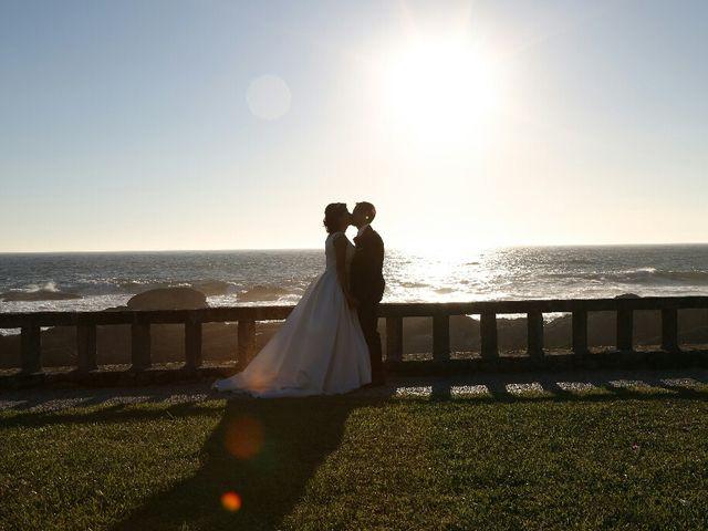 La boda de Abraham y Tere en Baiona, A Coruña 25