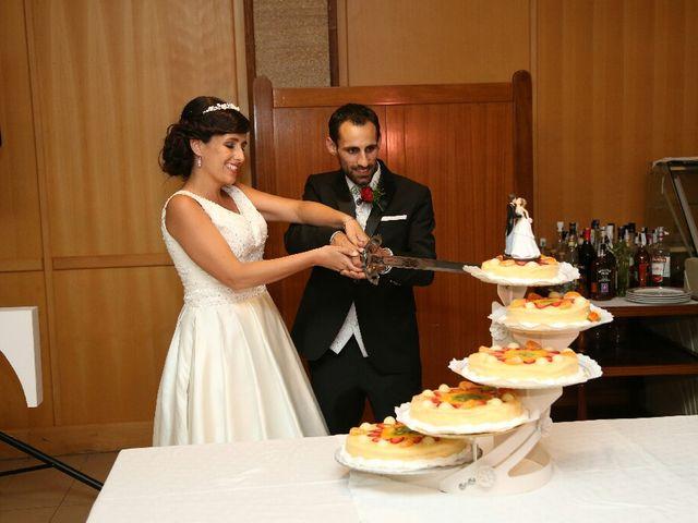 La boda de Abraham y Tere en Baiona, A Coruña 30