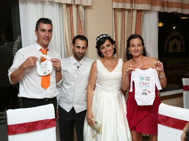 La boda de Abraham y Tere en Baiona, A Coruña 32