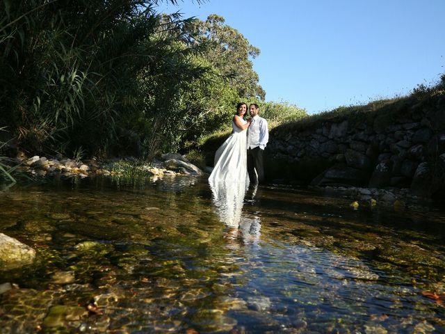 La boda de Abraham y Tere en Baiona, A Coruña 39