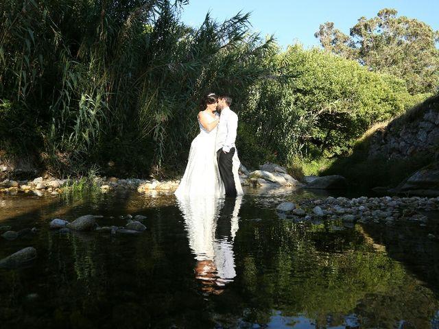 La boda de Abraham y Tere en Baiona, A Coruña 40