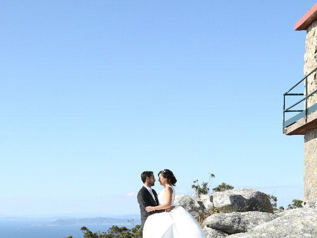 La boda de Abraham y Tere en Baiona, A Coruña 46
