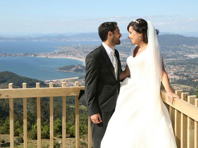La boda de Abraham y Tere en Baiona, A Coruña 49