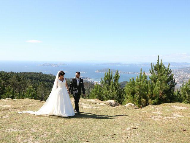 La boda de Abraham y Tere en Baiona, A Coruña 50