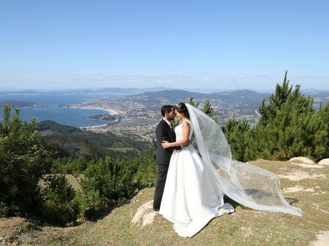 La boda de Abraham y Tere en Baiona, A Coruña 51