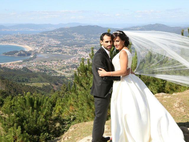 La boda de Abraham y Tere en Baiona, A Coruña 52