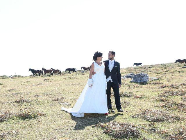 La boda de Abraham y Tere en Baiona, A Coruña 54