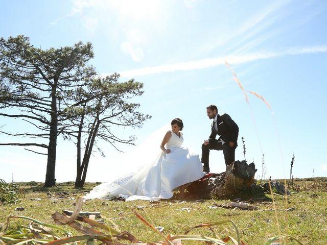 La boda de Abraham y Tere en Baiona, A Coruña 56