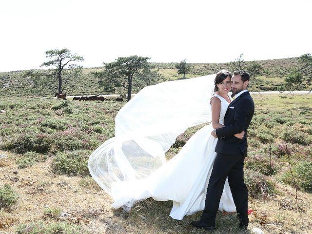 La boda de Abraham y Tere en Baiona, A Coruña 58
