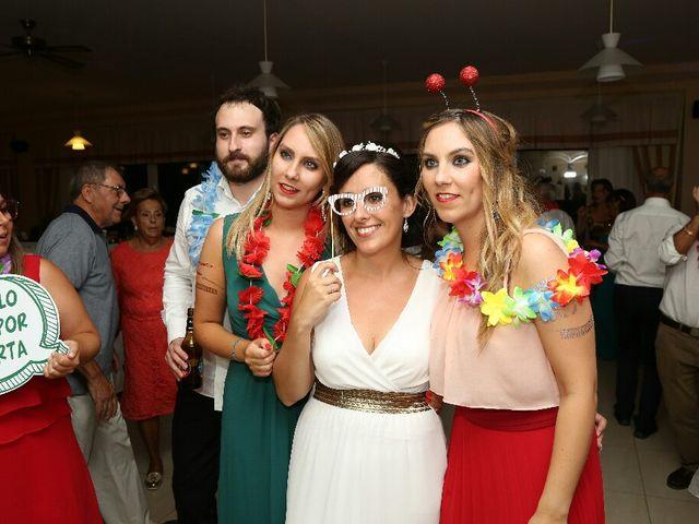 La boda de Abraham y Tere en Baiona, A Coruña 60