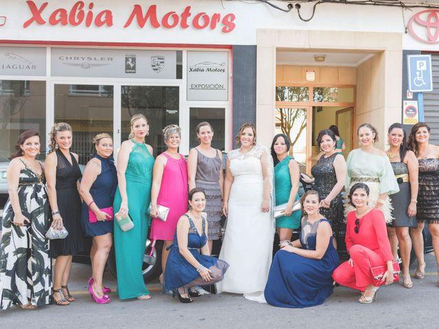 La boda de Rafa y Maribel en Xàbia/jávea, Alicante 17
