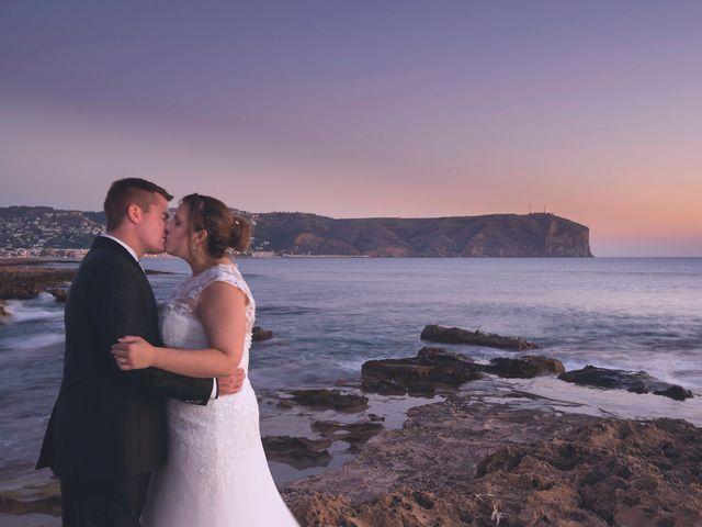 La boda de Rafa y Maribel en Xàbia/jávea, Alicante 40
