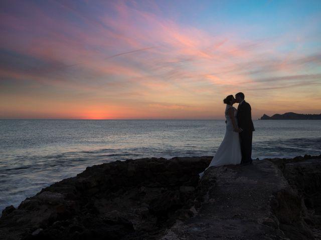 La boda de Rafa y Maribel en Xàbia/jávea, Alicante 41
