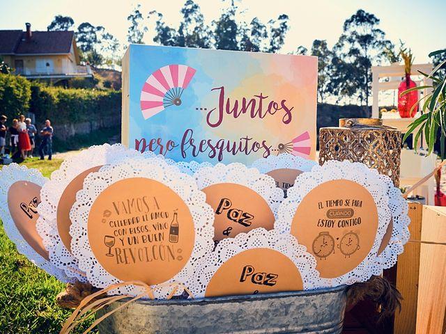 La boda de Lino y Paz en Boiro, Asturias 18