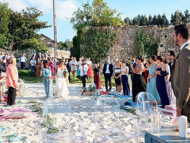 La boda de Lino y Paz en Boiro, Asturias 22