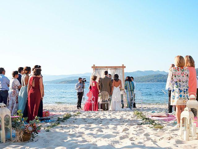 La boda de Lino y Paz en Boiro, Asturias 25