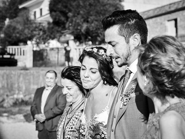 La boda de Lino y Paz en Boiro, Asturias 28