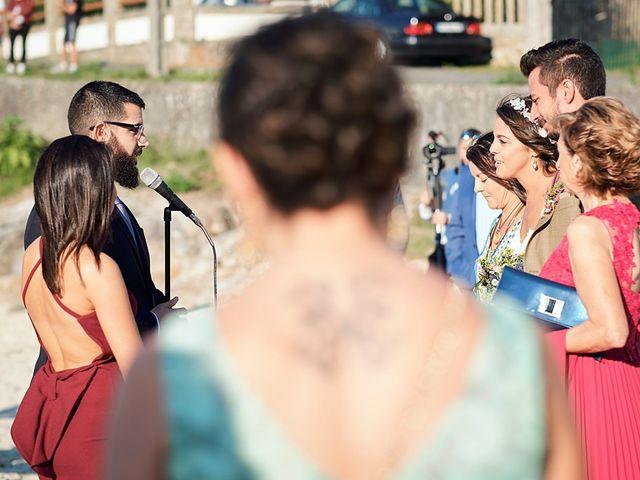 La boda de Lino y Paz en Boiro, Asturias 31
