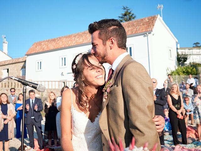La boda de Lino y Paz en Boiro, Asturias 34