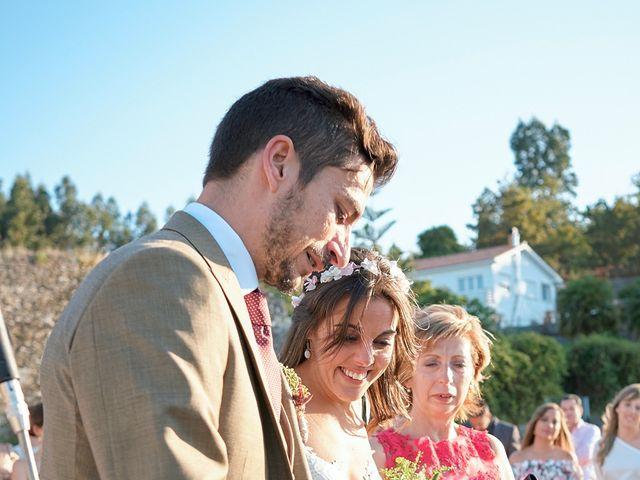 La boda de Lino y Paz en Boiro, Asturias 35
